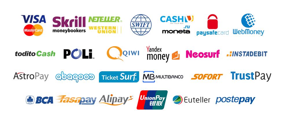 Trade12.com - пополнение счета