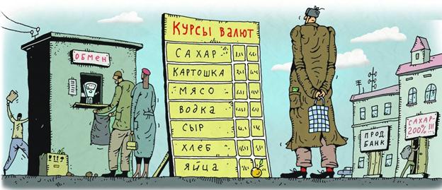 обесценивание валюты