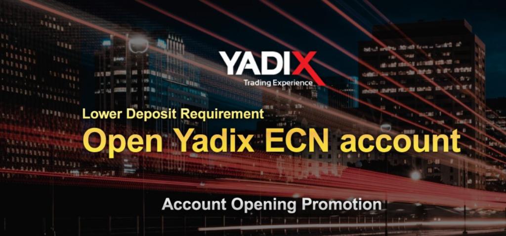 YADIX аккаунт у брокера