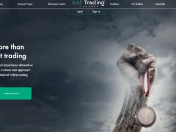 Just Trading Company – обзор посредственного лохотрона