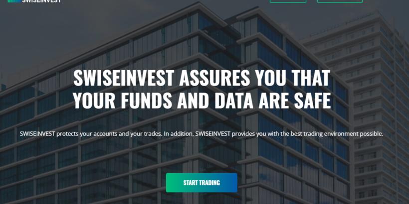 Брокер Swiseinvest – стоит ли доверять конторе без лицензии и регистрации?